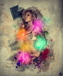 Abstract Model 4 by clgraphics