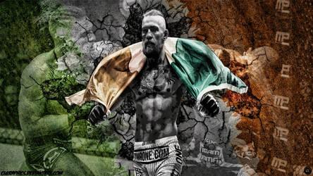 Conor Mcgregor Wallpaper by clgraphics