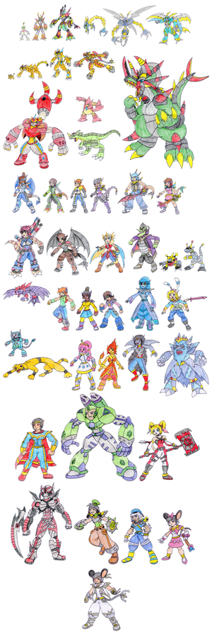 Digimon Collection 04
