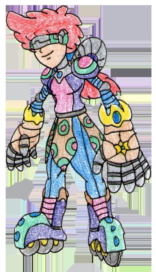 Digi-Disney Month 2: Pepper Ann by MegaloRex