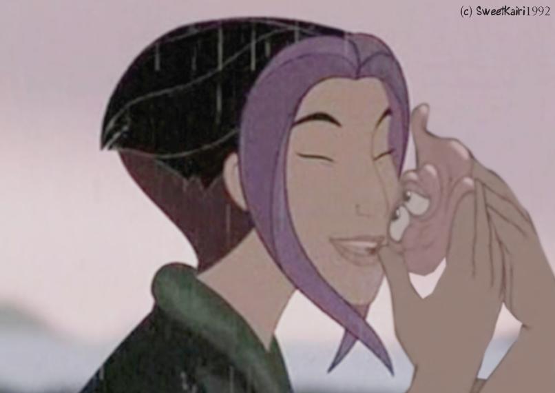 Akima and Morph Crossover by SweetKairi1992 on deviantART