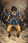 Going Super Saiyan