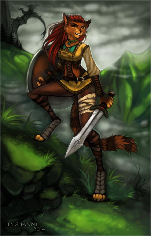 Viking by madShanni