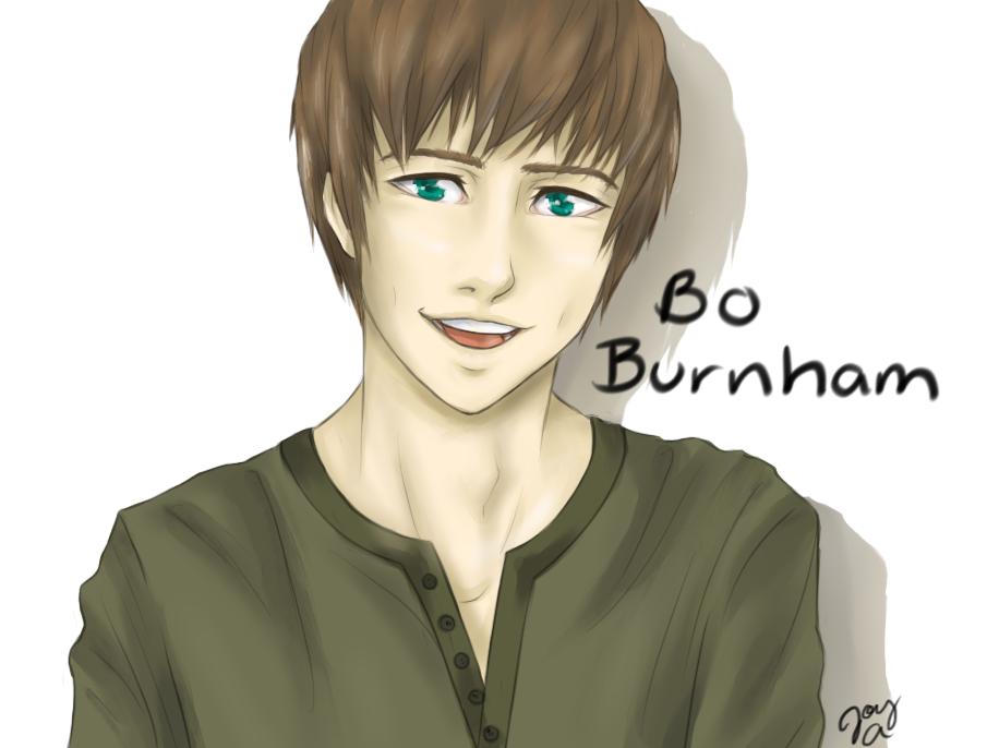 Bo Burnham by Joyness14