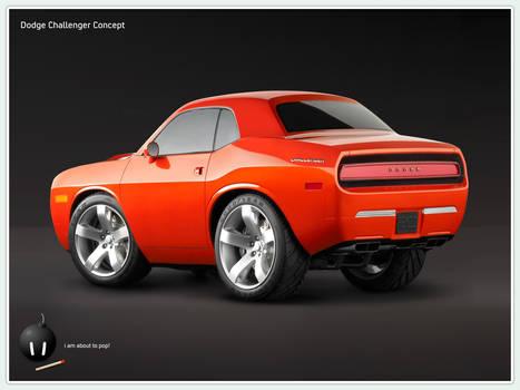 Dodge Challenger Concept 02