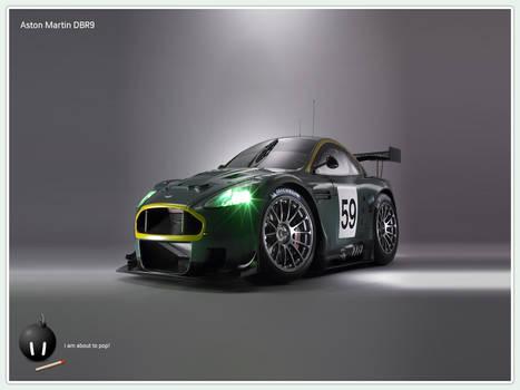 Aston Martin DBR9 01