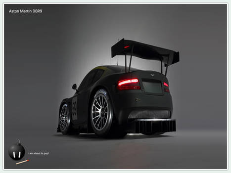Aston Martin DBR9 02