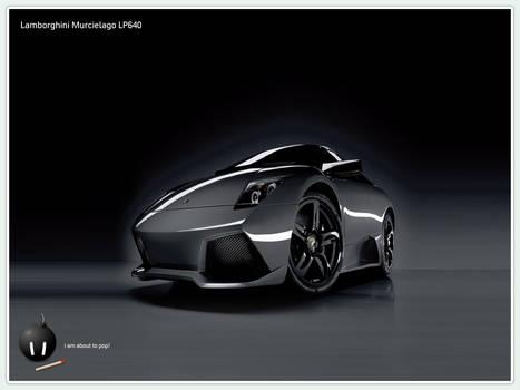 Lamborghini Murcielago LP64
