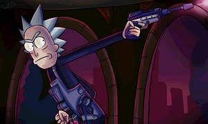 Rick and Morty is back! Season 3!