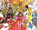 Marvel Women Pt.1