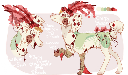 Cherry Blossom Girl_Paypal Auction! {OPEN}