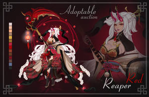ADOPT AUCTION [OPEN] by Samuraiya