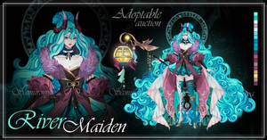 ADOPTABLE AUCTION [OPEN] re-uploaded by Samuraiya