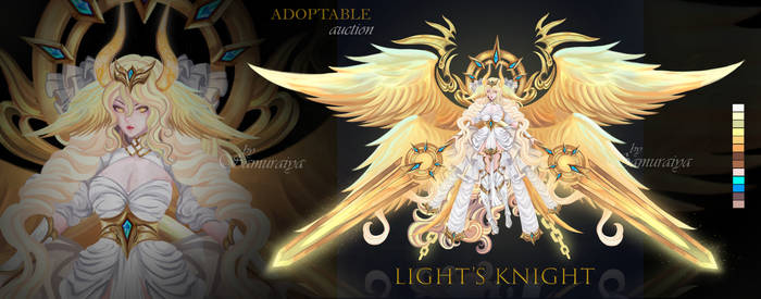 [HOLD] ADOPT AUCTION