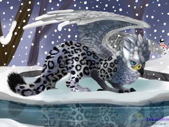 .:Leopardbird:. by matrix9000