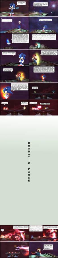 BS Comics: Game Set
