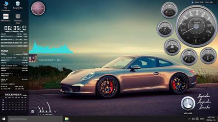 Porsche by AzizStark