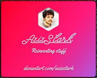 DeviantArt ID by AzizStark