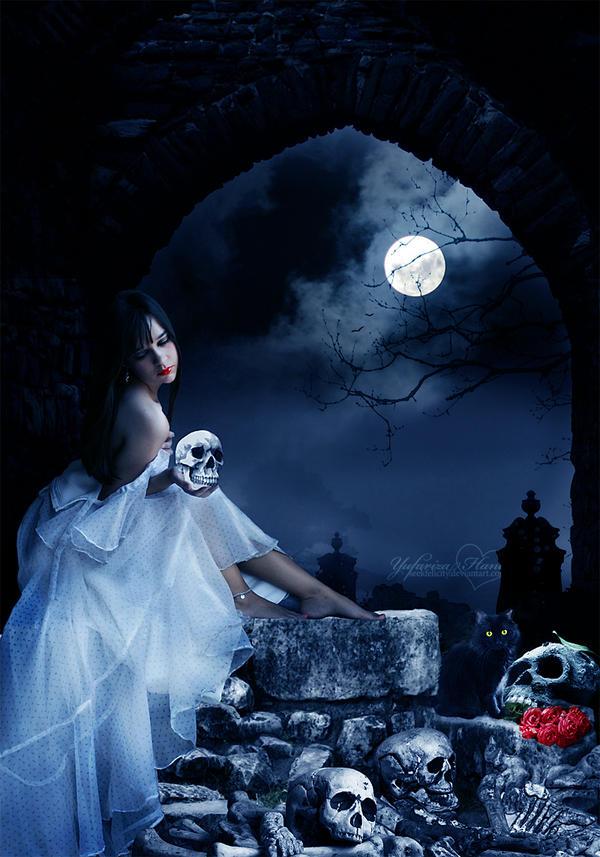 Belle femme de la mort by seekfelicity