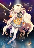 +SeeU+ Vocaloid 3 by ikarisu