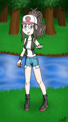Touko/Hilda by theCAZTman