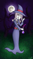 Sucy, the eerie witch