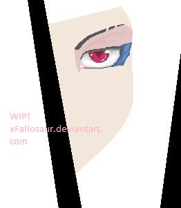 Pixel WIP by xFallosaur