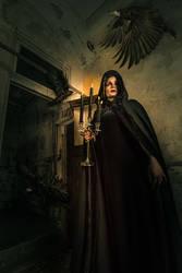 The Raven Queen by noir