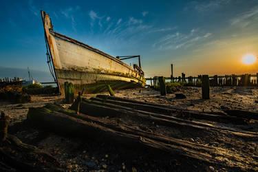 Shipwreck by noir