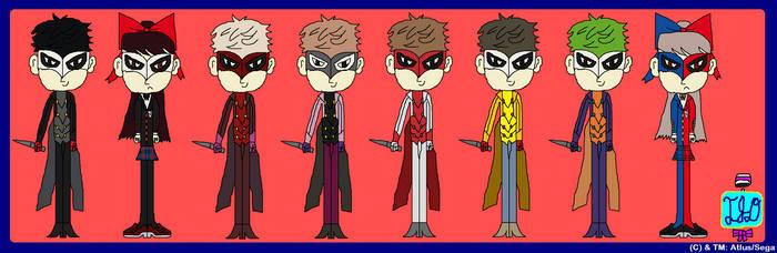 Joker Experiment
