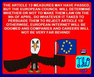 Opposing Article 13