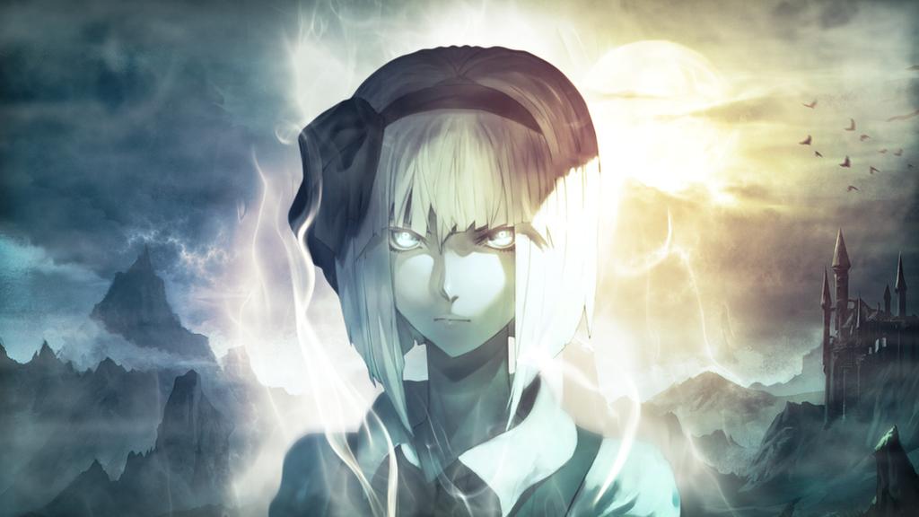 Youmu Konpaku (Ghost) by JustRukia