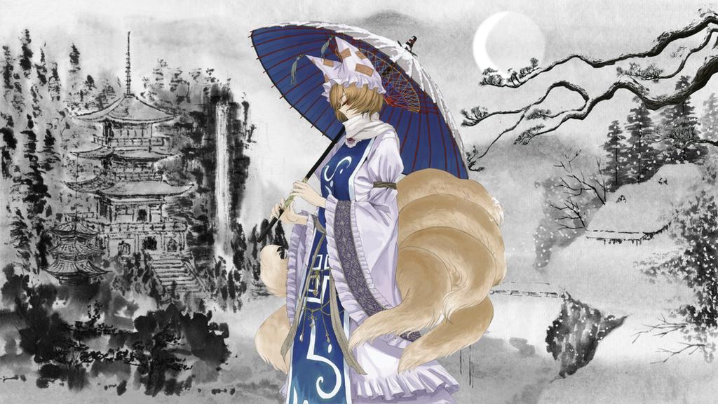 Yakumo Ran by JustRukia