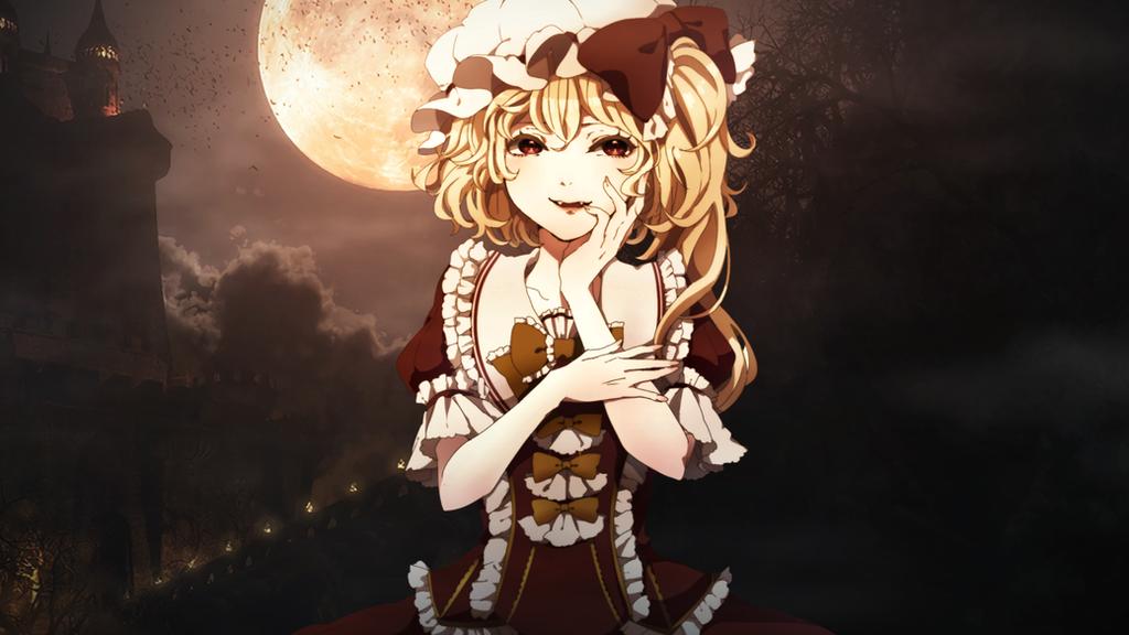 Flandre Scarlet 2 by JustRukia