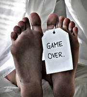 Game Over by ellen92