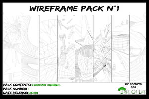 Wireframe Pack 1