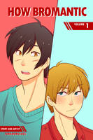 How Bromantic Front Cover (TEST) by Toradora5683