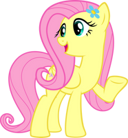 Fluttershy by Clockwork2