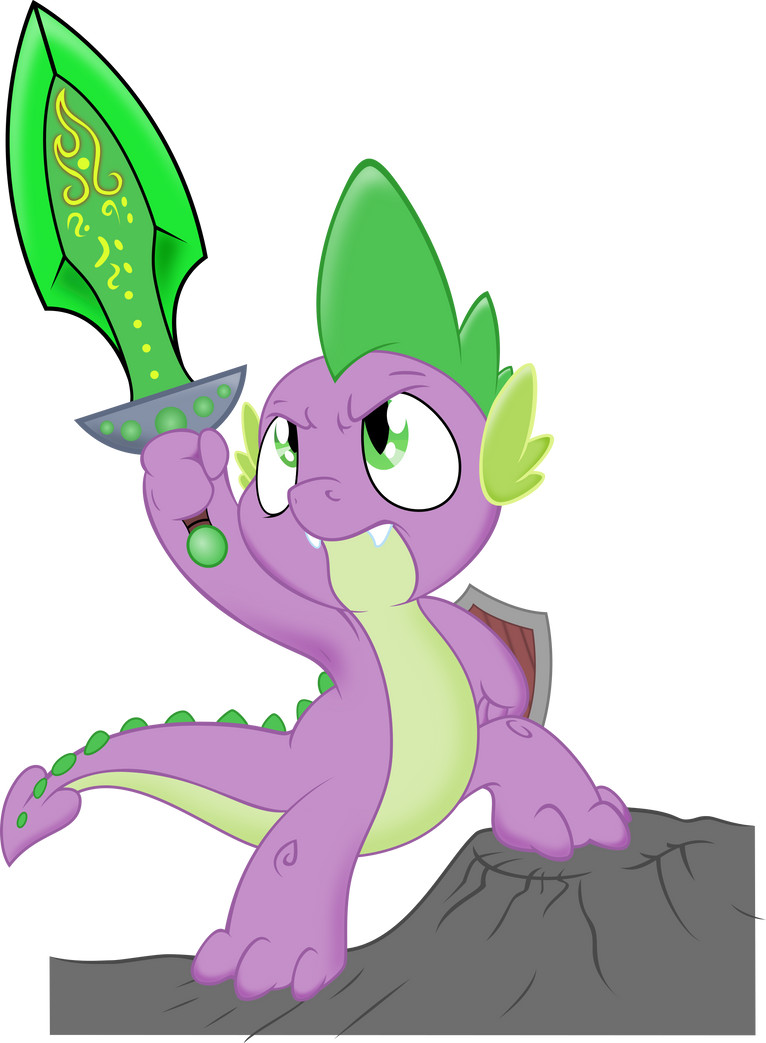 My Little Pony Spike To The Rescue