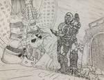 DOOM Eternal: Slayer vs Marauder