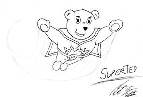 SuperTed by MortenEng21