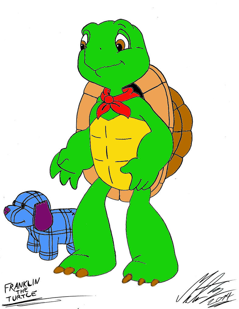 Uncategorized Picture Of Franklin The Turtle franklin the turtle by morteneng21 on deviantart morteneng21