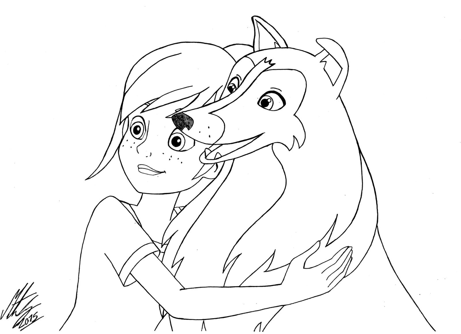 lassie dog coloring pages coloring pages