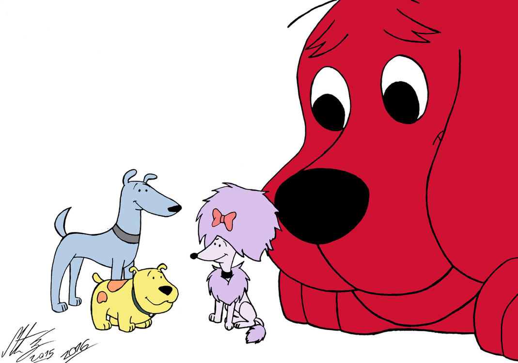 Where Can I Buy Clifford The Big Red Dog