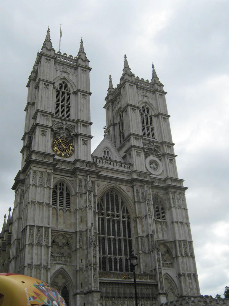 My London trip. 4 - Westminster Abbey by MortenEng21