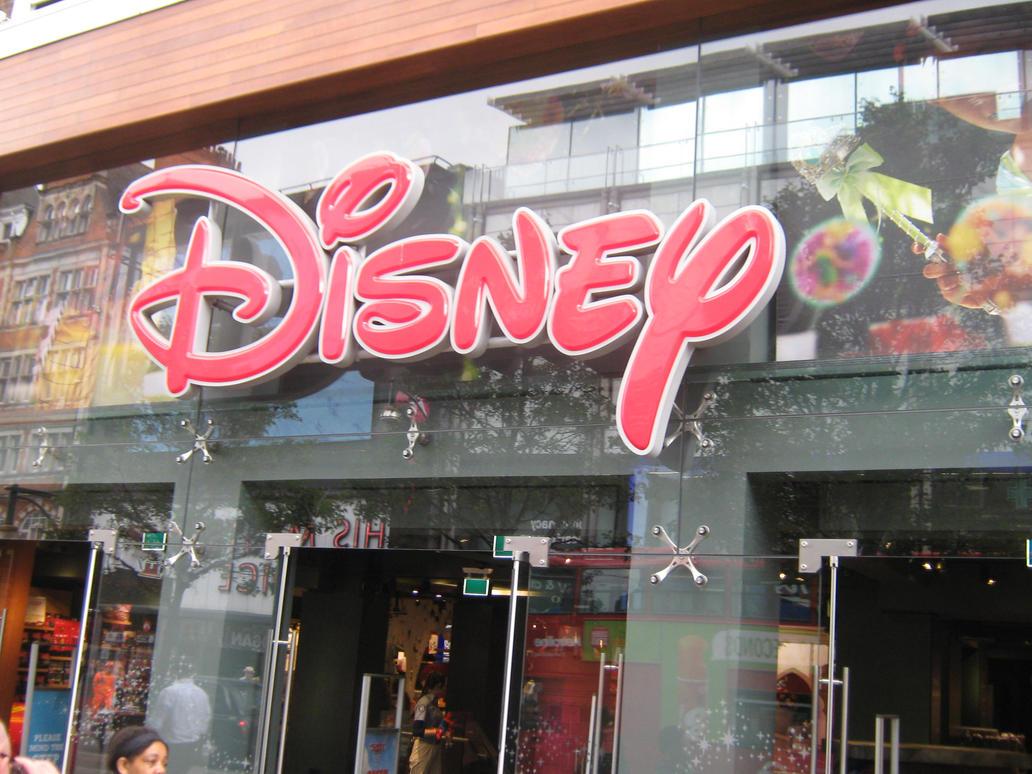 My London trip. 5 - Disney Store by MortenEng21