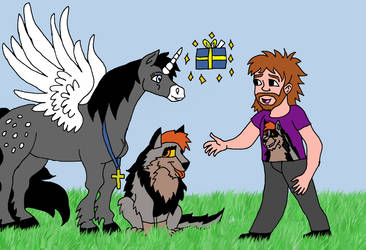 Gratulerer med Dagen, Morten by MortenEng21