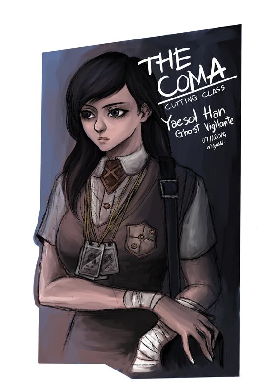 [The Coma] Yaeso Han by 25468977