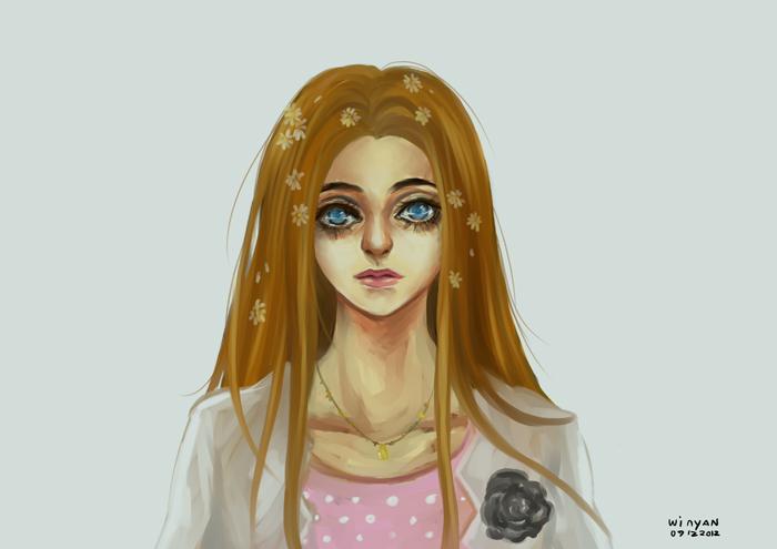 Daisy by 25468977
