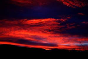 Sunset by VHTTML